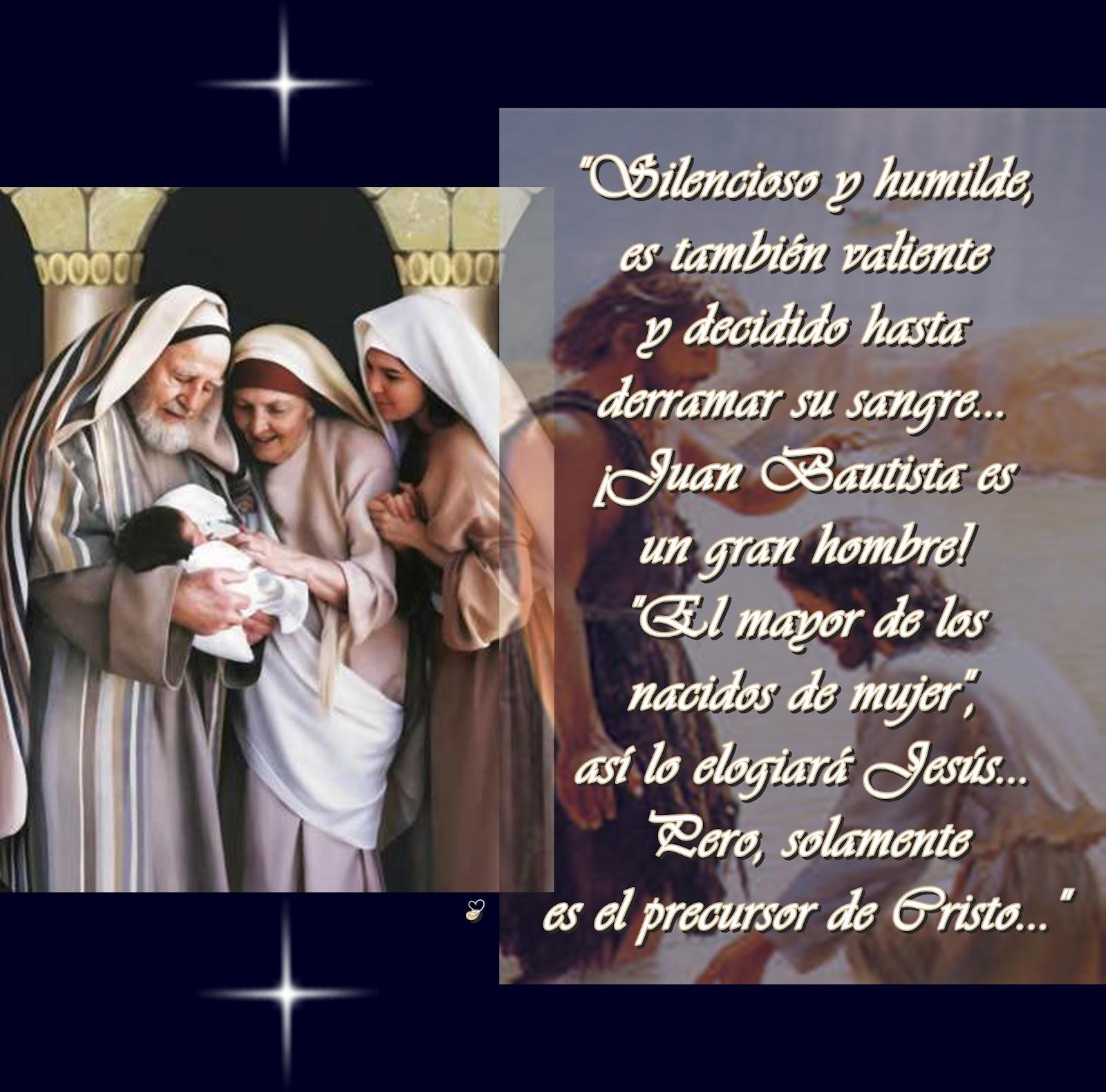 INENTENDIBLE AMOR DE JESÚS: Día litúrgico: Domingo,24 de Junio del ...