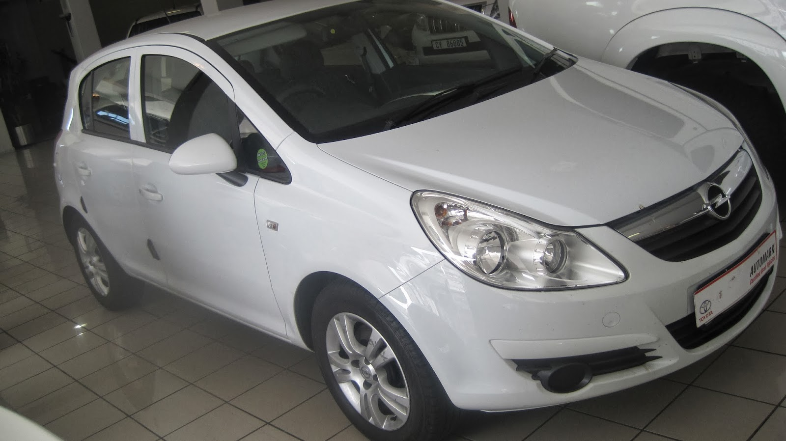 Used cars for sale in Cape Town - 2008 Opel Corsa