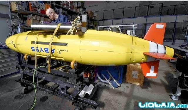 Abyss, Kapal Selam Tanpa Awak Buat Cari Pesawat MH370 | liataja.com