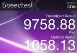 Speedtest لقياس سرعة الانترنت الاي