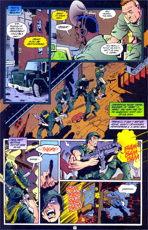 Deathstroke (1991) Issue #0 #5 - English 10