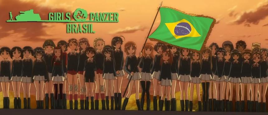 Girls & Panzer Brasil