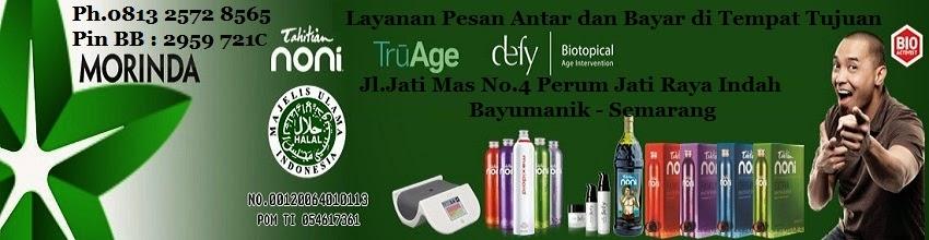 Agen Tahitian Noni Semarang | Distirbutor Tahitian Noni Juice Semarang