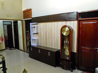 semarang custom furniture interior - background dinding rumah 01