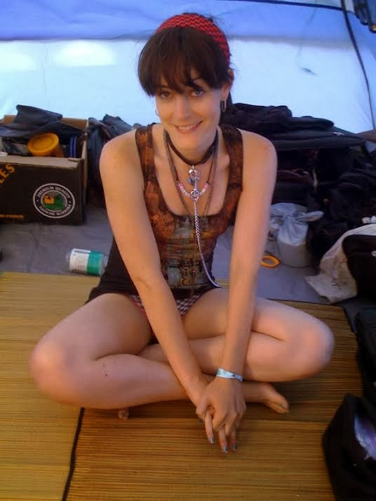 Monika: Today's interview will be with Jessica Tiffany, a young ...