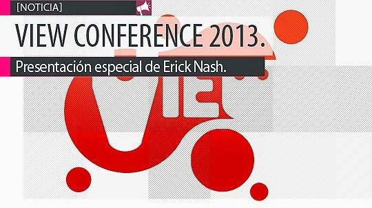 View Conference. Presentación especial de Erick Nash
