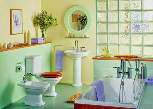 Decoracion Baños De Ninos:decoracion de baños para niños