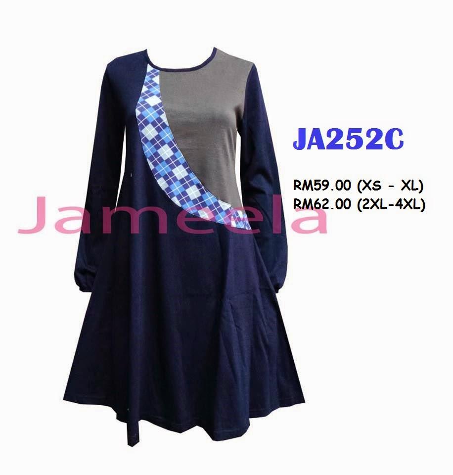 T-shirt-Muslimah-Jameela-JA252C