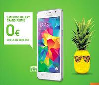 Samsung Galaxy Grand Prime GRATIS con Yoigo