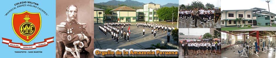 """Colegio Militar """"Mariscal Andrés Avelino Cáceres"""""""