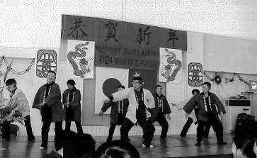 Perayaan  dan  jamuan  dari  perusahaan jepang.JPG