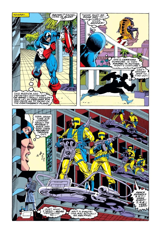 Captain America (1968) Issue #413 #362 - English 19