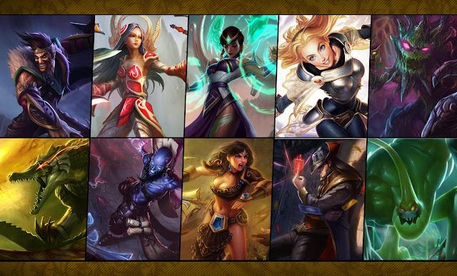 League Of Legends Maokai Build Season
