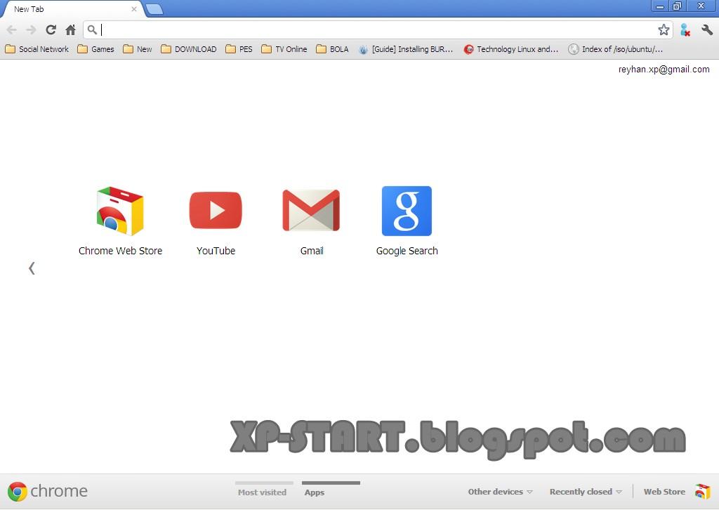Google chrome 20.0.1132.34 beta