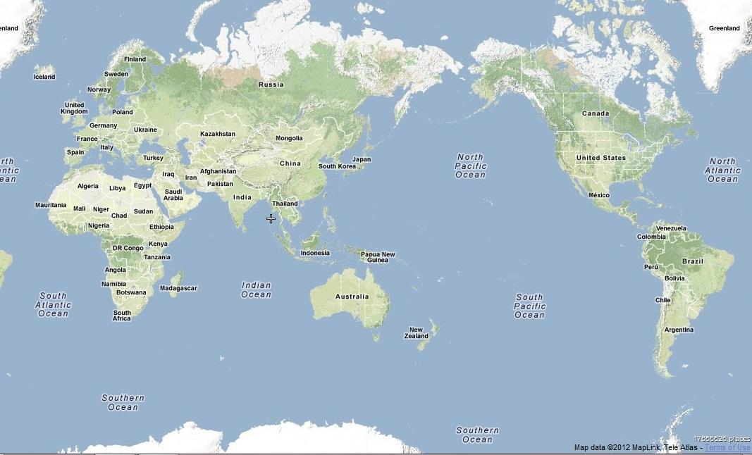 peta dunia dengan nama negara versi a peta dunia dengan nama negara