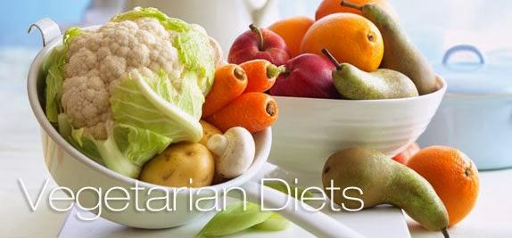 Vegetarian Diet Chart