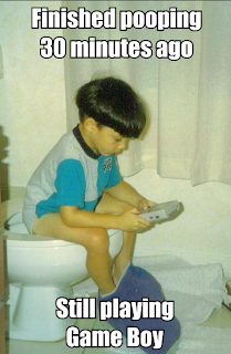 finished pooping 30 minutes ago still playing gameboy, gameboy, kid gameboy, kid toilet, funny kid, funny kid toilet, funny kid gameboy, funny pictures kids, funny picture gameboy