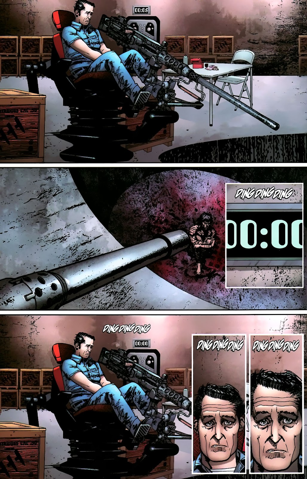 Read online Wolverine (2003) comic -  Issue #56 - 29
