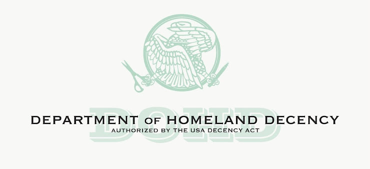 Department of Homeland Decency