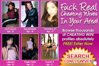 lonely cheating housewives