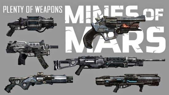 Mines Of Mars Scifi Mining full apk game