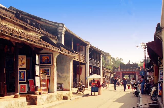 Hoi An Ancient Town - Quang Nam - Vietnam