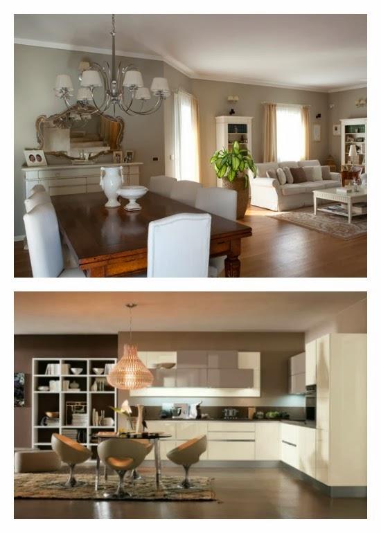 consigli per la casa e l' arredamento: imbiancare casa: il tortora ... - Camera Da Letto Bianca E Tortora
