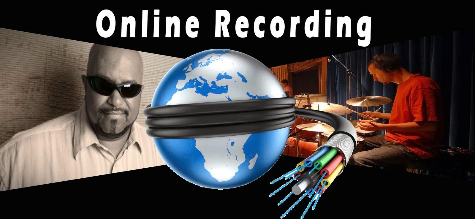 Online Drum recording Eduardo Solas Clases batería Madrid