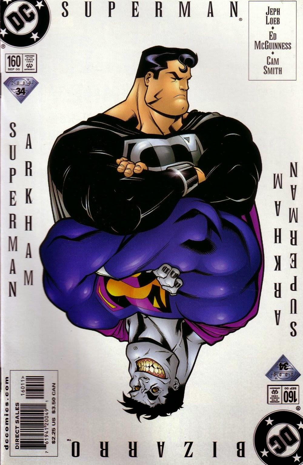 COMIC BOOK FAN AND LOVER: SUPERMAN: EMPERADOR JOKER - DC COMICS
