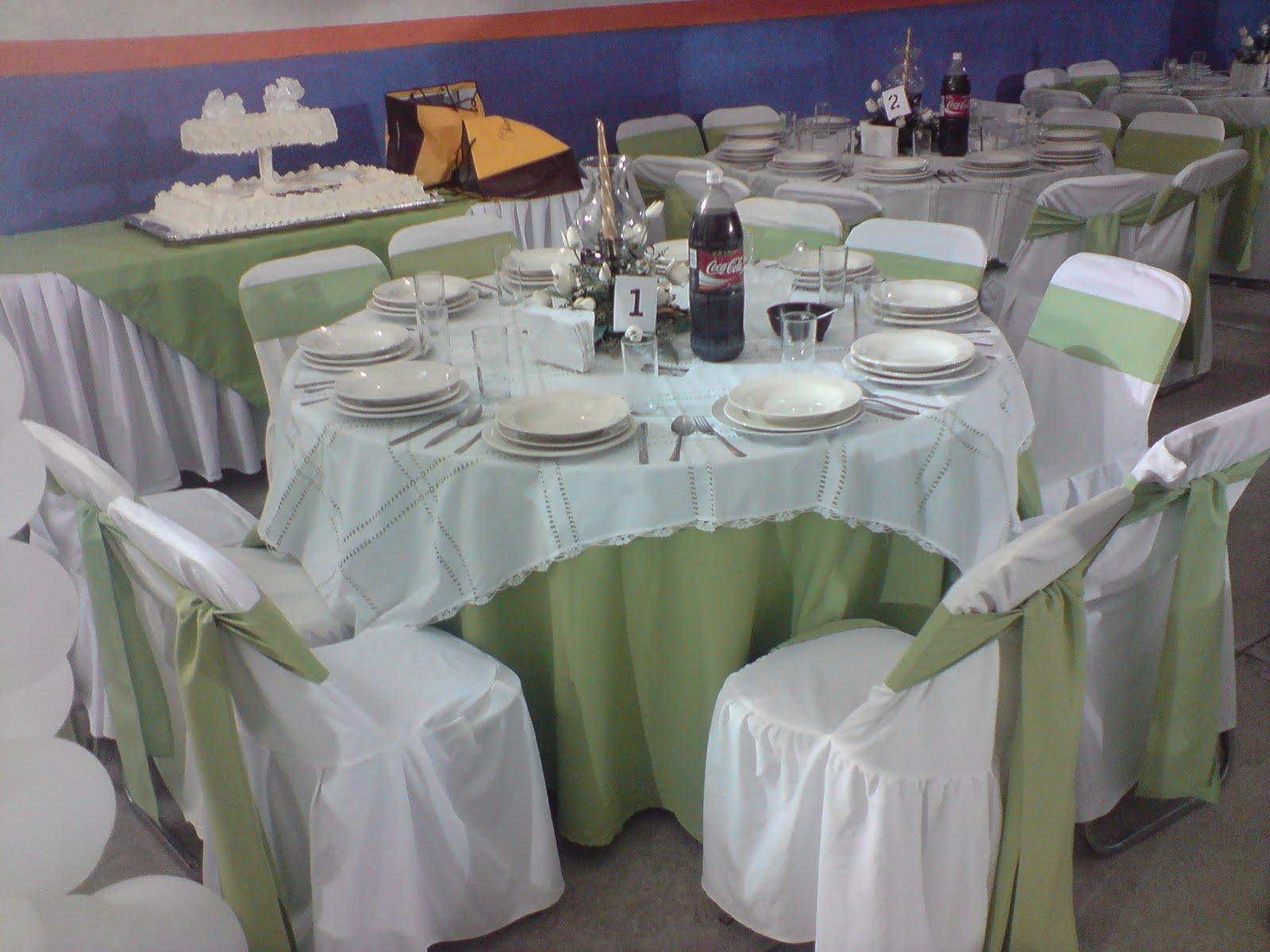 Banquetes aurest mesas - Mantel para mesa exterior ...