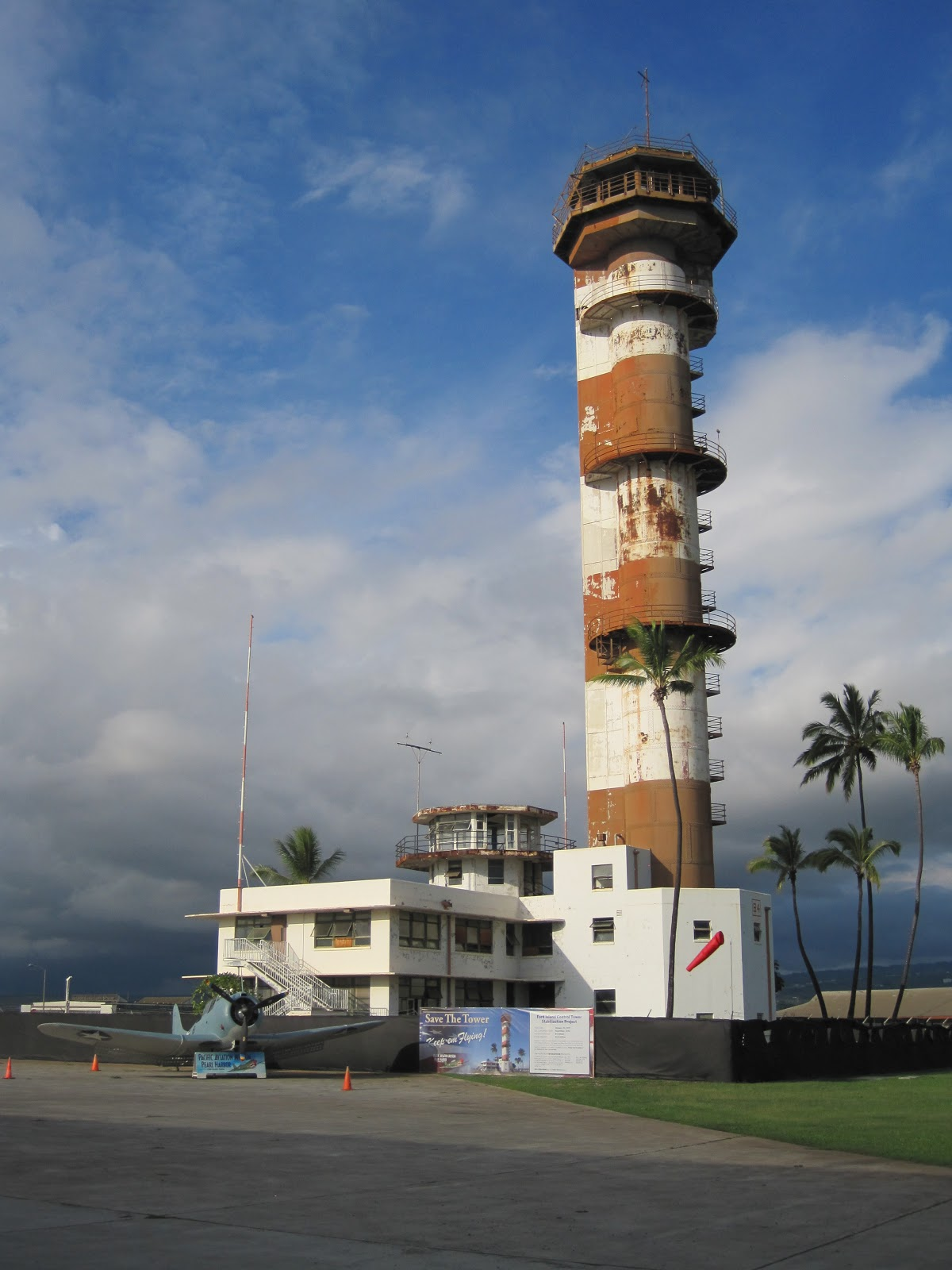 The last stop on the tour of pearl harbor is the pacific aviation museum the museum occupies two hangars on ford island half of it is in the refurbished