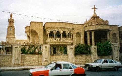 Penjualan Gereja di Irak Marak, Pegiat Sejarah Meradang