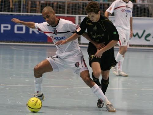 Jogadas ensaiadas para futsal