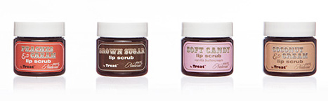 Treat Beauty Lip Scrubs www.treatbeauty.com