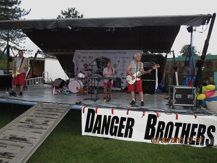 The Danger Brothers at Moraine, Ohio 50 Year Celebration