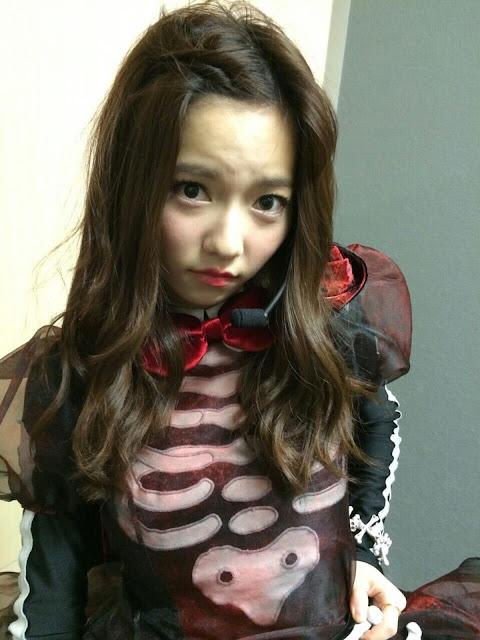 AKB48 島崎遥香 Shimazaki Haruka ハロウィン・ナイト Halloween Night