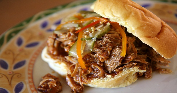 Spicy Malta Pulled  Pork