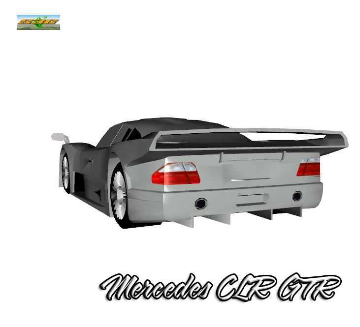 Mercedes CLR GTR by Bobo Download at Sims 3 Community Registration 