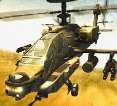 Helikopter Düşman Hattı Oyunu