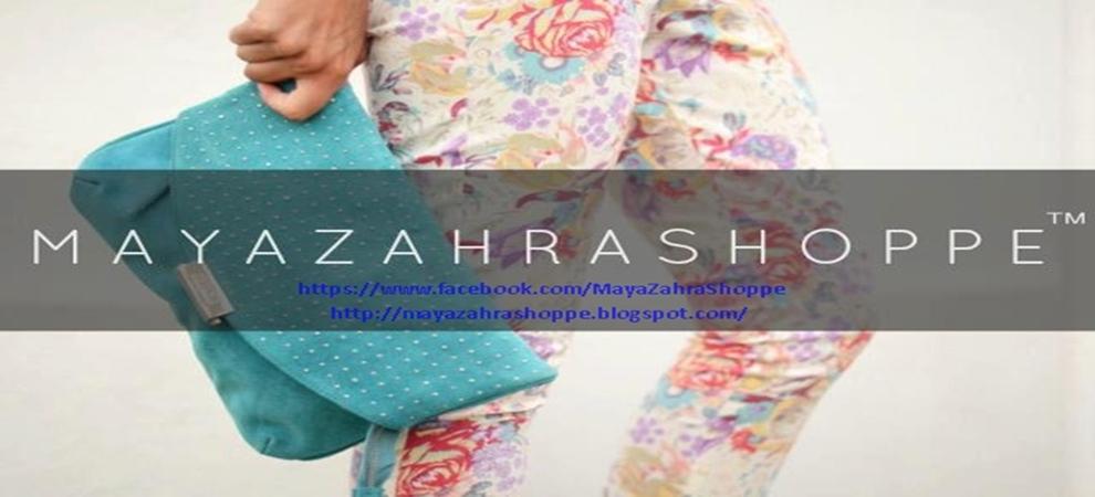 Maya Zahra Shoppe'