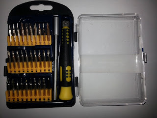 32 screwdrivers in 1
