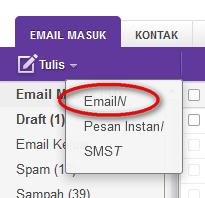 cara dan langkah mengirim email lewat yahoo.com petunjuk cara mengirim email di yahoo cara kirim pesan lewat email cara kirim email lewat yahoo