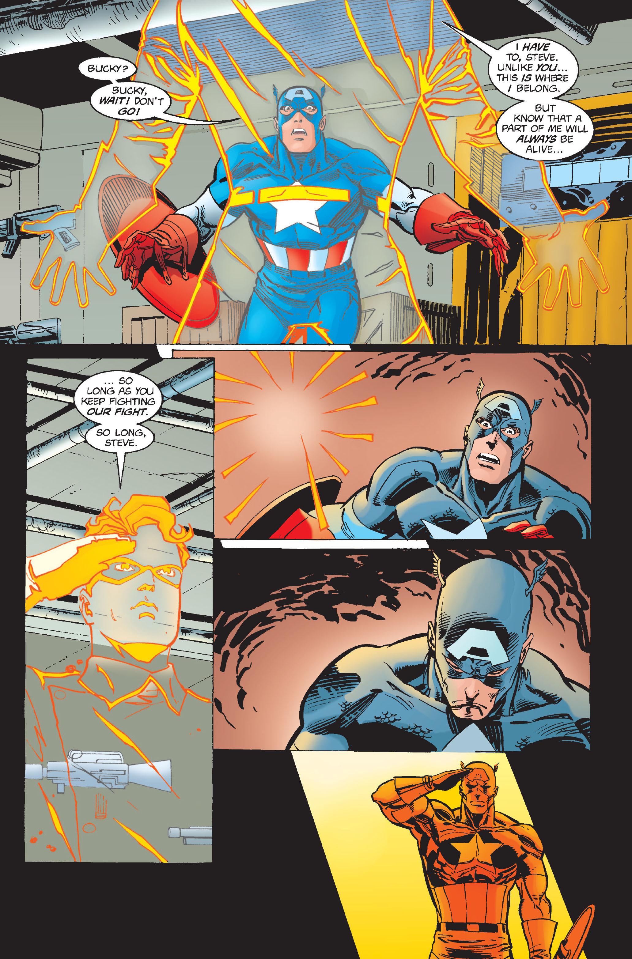 Captain America (1968) Issue #448 #402 - English 27