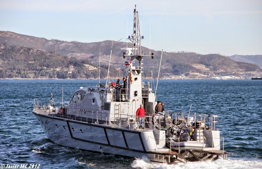 Moroccan Law Enforcement & Cost Guard Fleet / Vedettes de Surveillance et les Gardes des Côtes - Page 5 Clase+Rodman-101+P-139