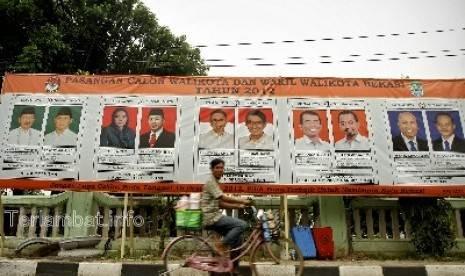 Hasil Pilkada Bekasi 2012