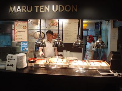 Maru Ten Udon