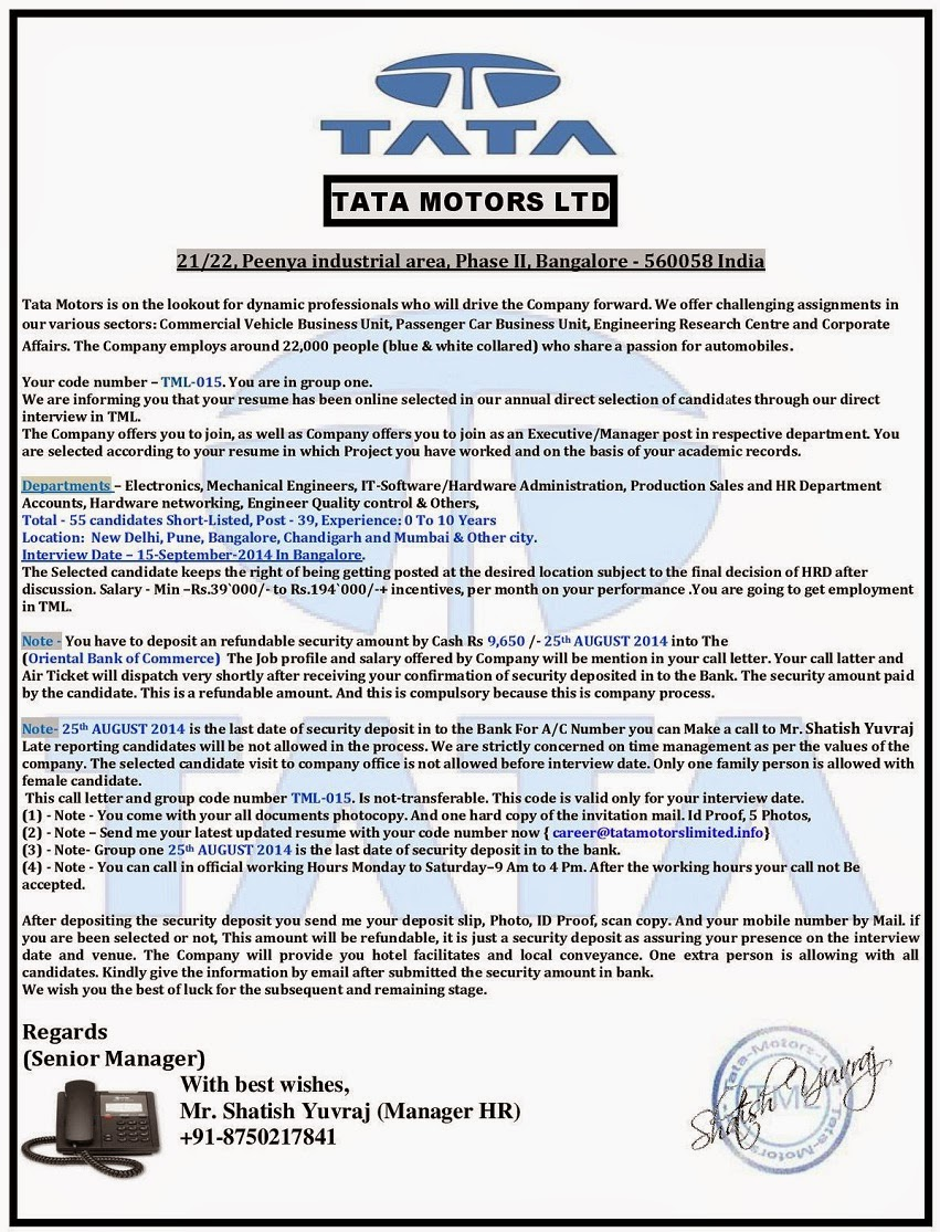 tata motors quality management 30 tata motors reviews a free inside look at company reviews and salaries posted anonymously by employees.