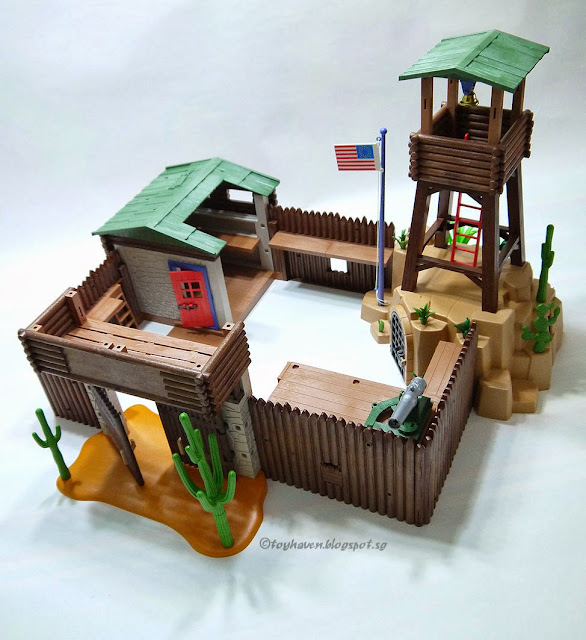Toyhaven Welcome To The Wild West Review Of Playmobil 5245