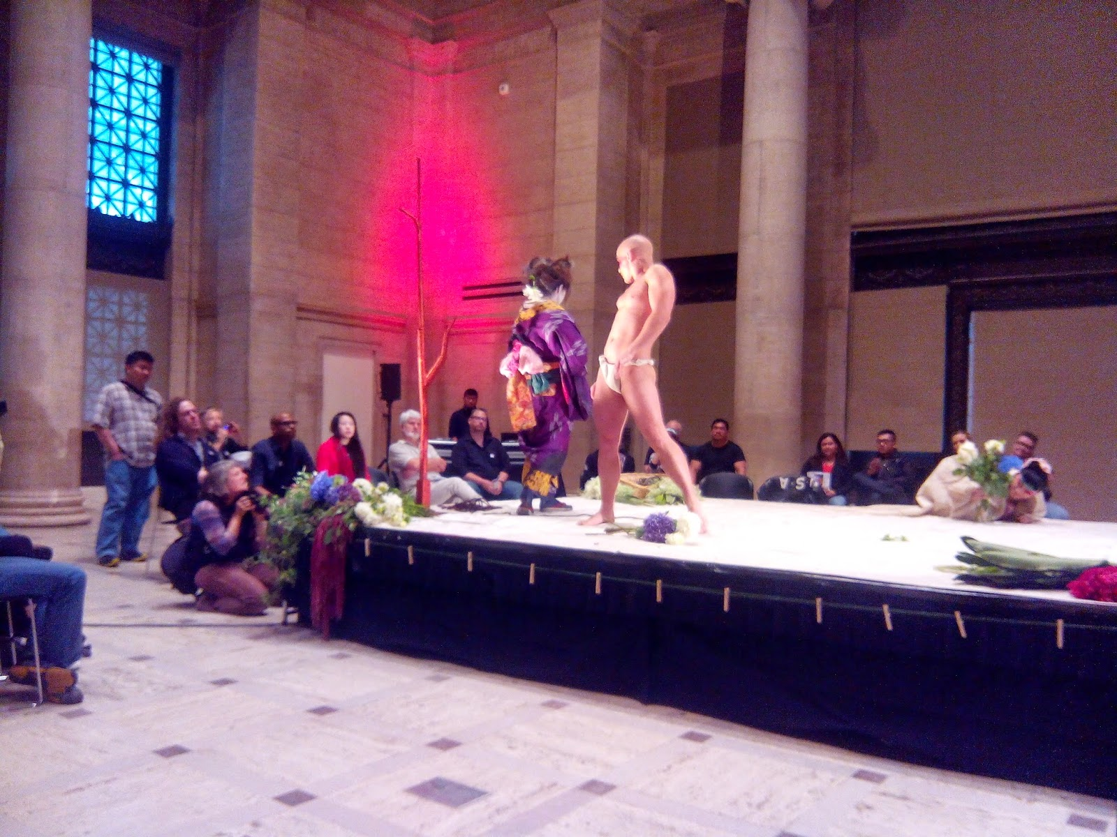 midori, evoco, san francisco, asian art museum, performance, my gorgeous fetish