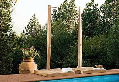 Priscila germano arquiteta e urbanista ducha piscina - Duchas para piscina ...
